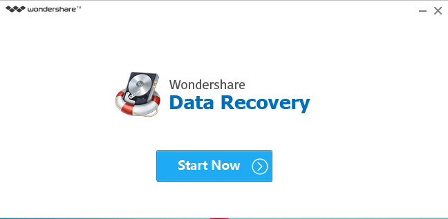 Start Data Recovery Software